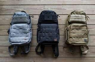 Aprilla Design Group Urban Grey Backpack
