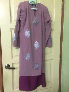 Baju Kurung Dokoh #BEAUTY50