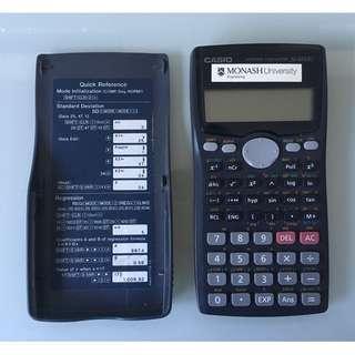 Casio Scientific Calculator FX-100AU S-V.P.A.M.