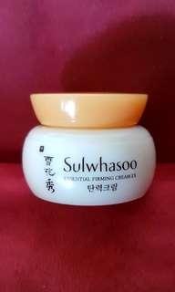 BN Sample Size Sulwhasoo Essential Firming Cream EX