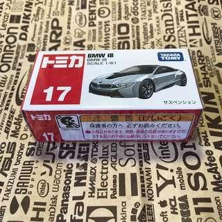 Tomica BMW i8