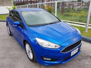 2016 Ford Focus S 1.5 EcoBoost