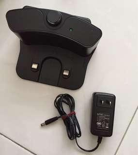 Haier robotic vacuum cleaner docking station and power adapter
