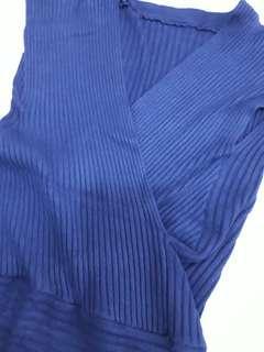 Kaos knit tgn buntung