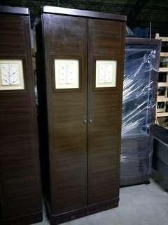 大樹二手核桃木色衣櫃