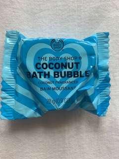 The Body Shop Coconut Bath Bubble