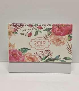 🚚 全新2019年桌曆2款