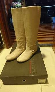 Staccato long boot