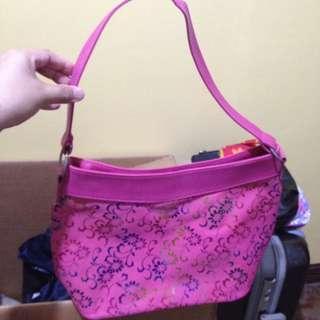 Avon Pink Ladies Bag
