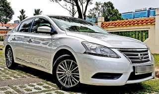 Nissan Sylphy 1.6 Premium Auto