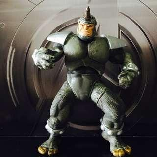 Hasbro Rhino action Figure 6 inch