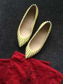 CHRISTIAN LOUBOUTIN PIGALLE FLAT