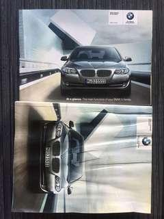 BMW F10 User Manual Original
