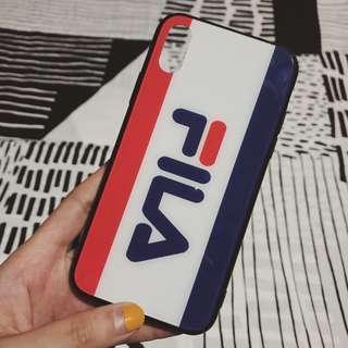 FILA/Iphone X/Case