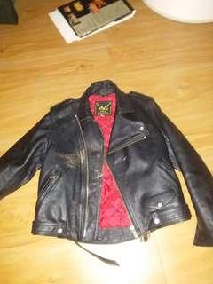 Punks jackets leather ( stagg )