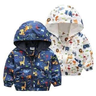 童裝外套 風褸 防風 防水