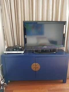 Antique Chinese TV Console/Cabinet