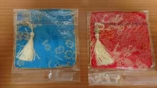 傳統中式銀包