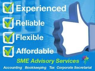 CPA Providing Accounting and Tax Services