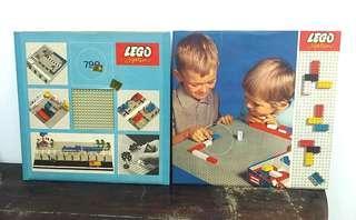 Lego System 799 2 sets with bridge sets