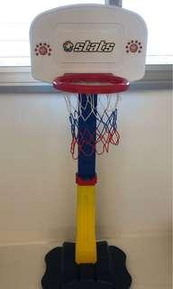 Kids basketball stand (adjustable height)