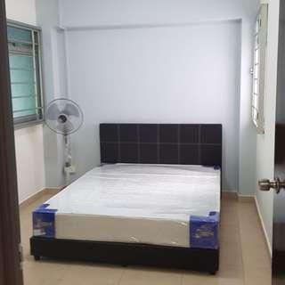 2 Common Roms at 666 Woodlands Ring Road for Rent (NO AGENT FEE)