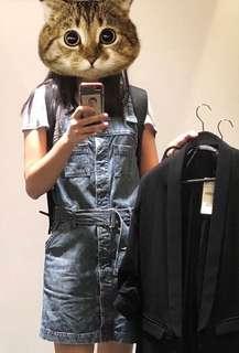 Jean Dress from Japan