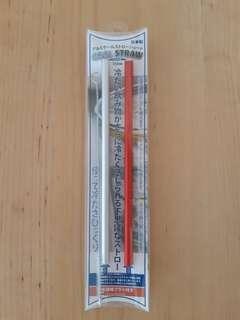 日本製金屬飲管連清潔刷