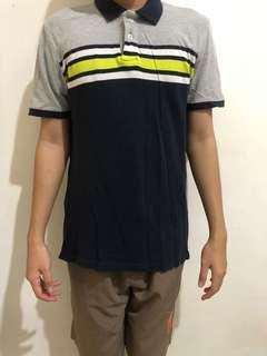 polo shirt pria