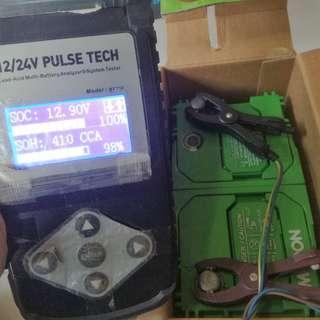 2nd hand 55B24LS Car Battery