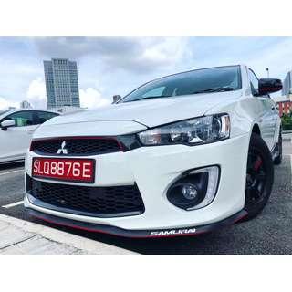 Mitsubishi Lancer 1.6 EX Sports Auto