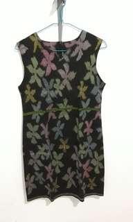 {FLASH SALE} DANICA BATIK - Midi Dress