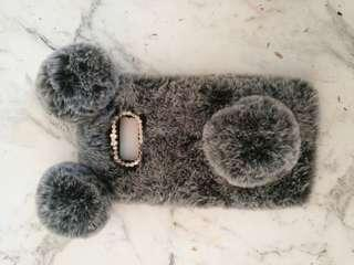 Fluffy Samsung s8 case