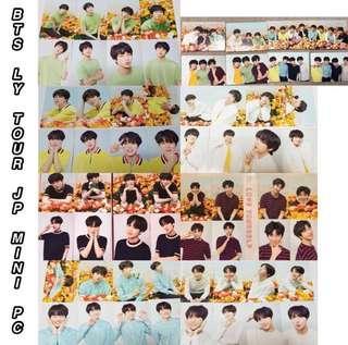 [PO] BTS Love Yourself Tour in Japan Mini PC Full Member Set