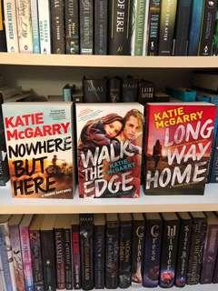 Thunder Road Series by Katie McGarry