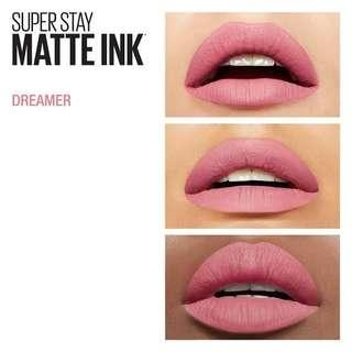 Maybelline Superstay Matte Ink DREAMER