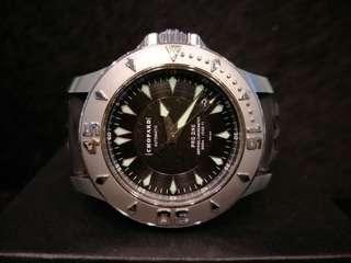 Chopard Pro one LUC movement diver chronometer