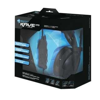 ROCCAT KAVE XTD ANALOG Premium 5.1 Surround Sound Analog Gaming Headset