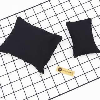 ARTE Classic Canvas Pouch | Black