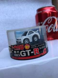 罕有 GT-R34 V-spec ll 玩具車