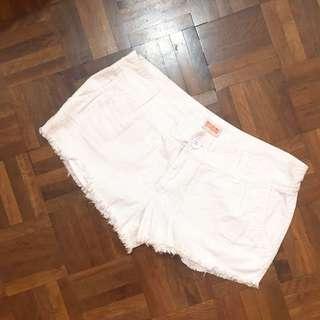 🚚 Mossimo 美國帶回 白色牛仔褲