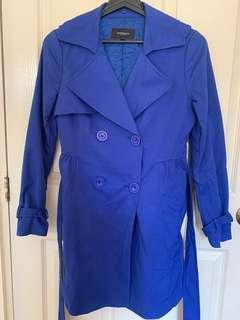 Pia Blue Coat