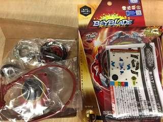 爆旋陀螺 Beyblade B117 特別版 黑翼異色版不死鳥 重生鳳凰