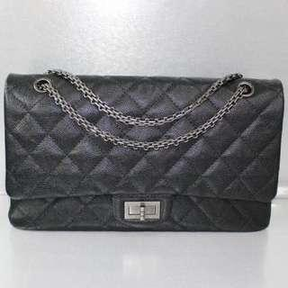 SALES!! Chanel Black Caviar Reissue 227
