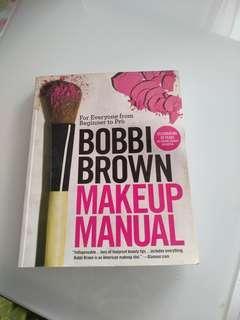 Bobbin Brown makeup manual