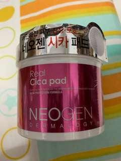 To clear BN Neogen Real Cica Pad