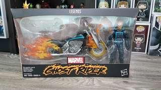 Marvel Legends Ghost Rider with Motorcycle