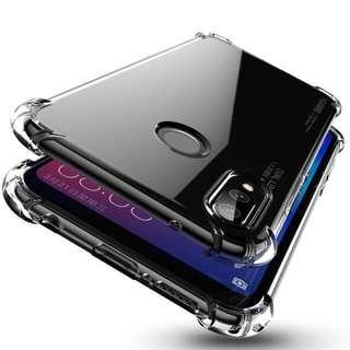 Huawei Nova 3i ShockProof Clear Case