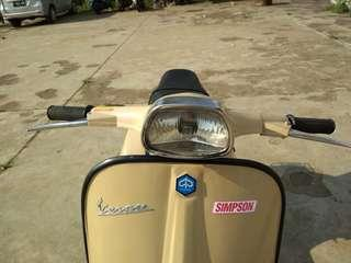Vespa Super 77