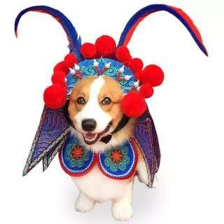 🚚 Chinese Opera Costume